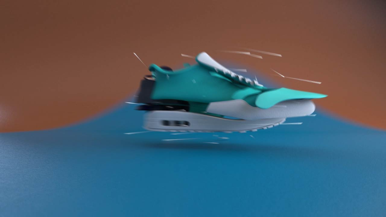Nike Shoes Morphing