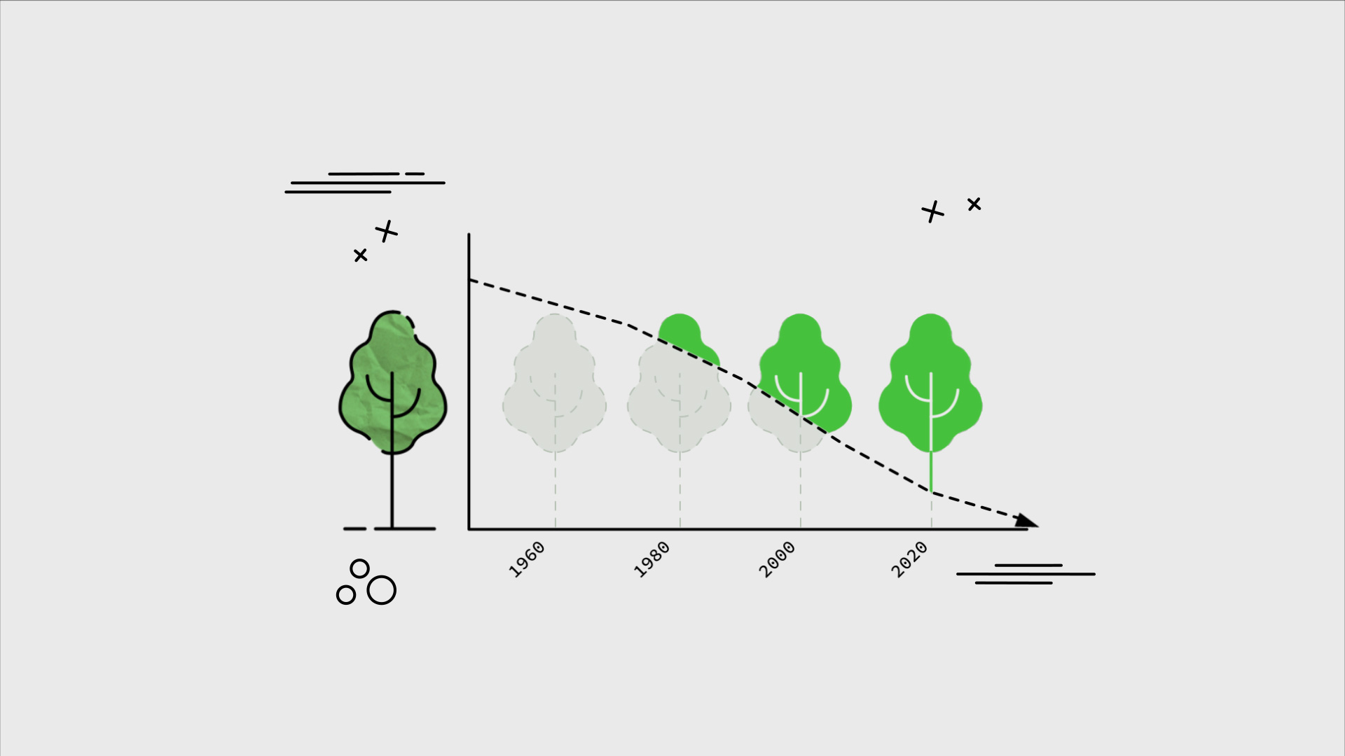 Vector Trees Consumption Graph